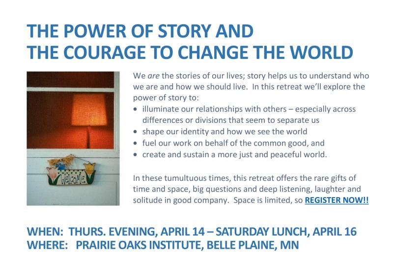 power of story flyer spring 2016Still
