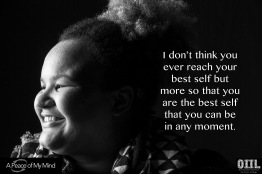 """A Peace of My Mind visited Carleton College and asked, """"When have you been your best self?"""""""