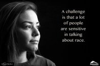 """A Peace of My Mind visited Adams State University and asked, """"What is the unique opportunity or challenge about talking about race at this moment in history?"""""""